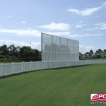 Polvin PVC Cricket Sports Oval