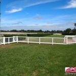 Polvin PVC Barrier Mesh Fencing