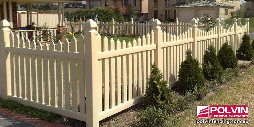 Picket Fences Polvin Fencing