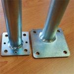 Polvin PVC Caps Accessories