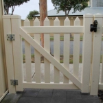 Colonial Full Internal Steel Pedestrian Gate