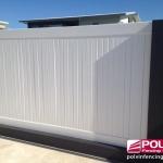 Polvin PVC Privacy Fencing