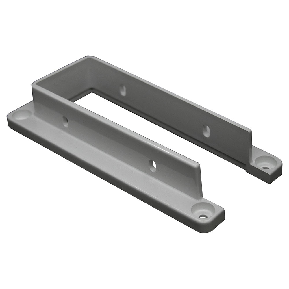 150x53mm Privacy Rail Bracket