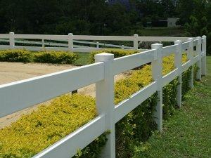 2-Rail Post and Rail Fencing