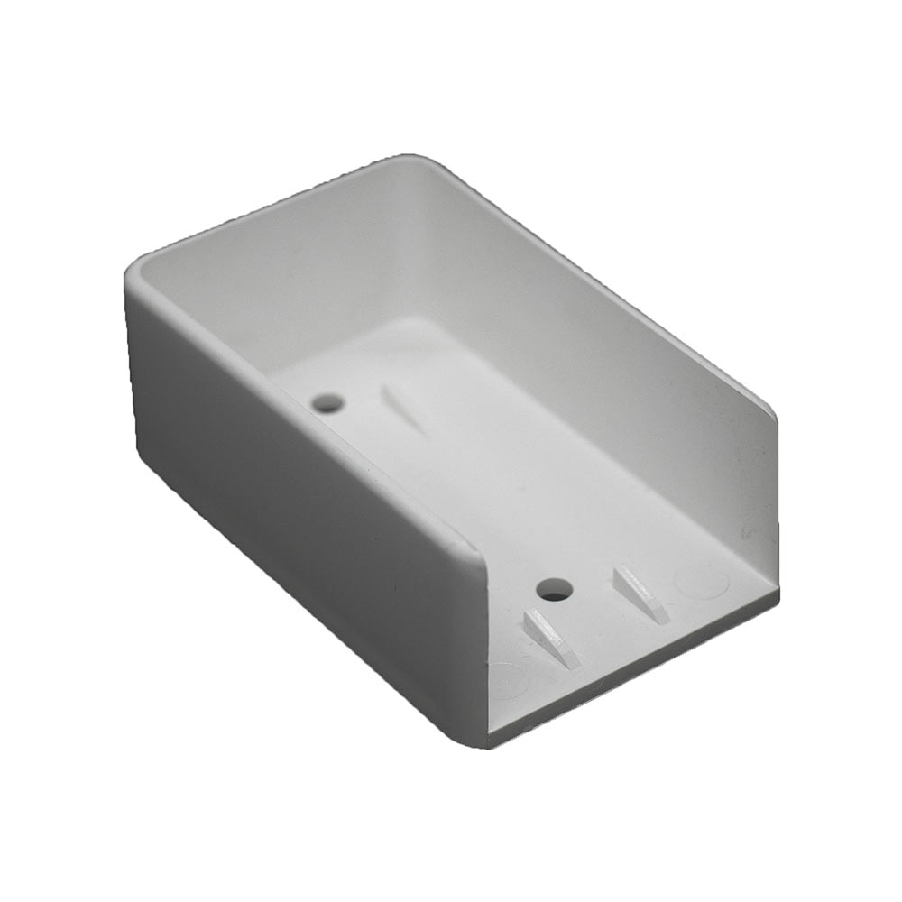90x50mm Rail Open Bracket