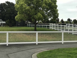 Deluxe Barrier Mesh Fence