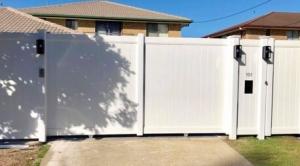 Full Privacy -Sliding Gate