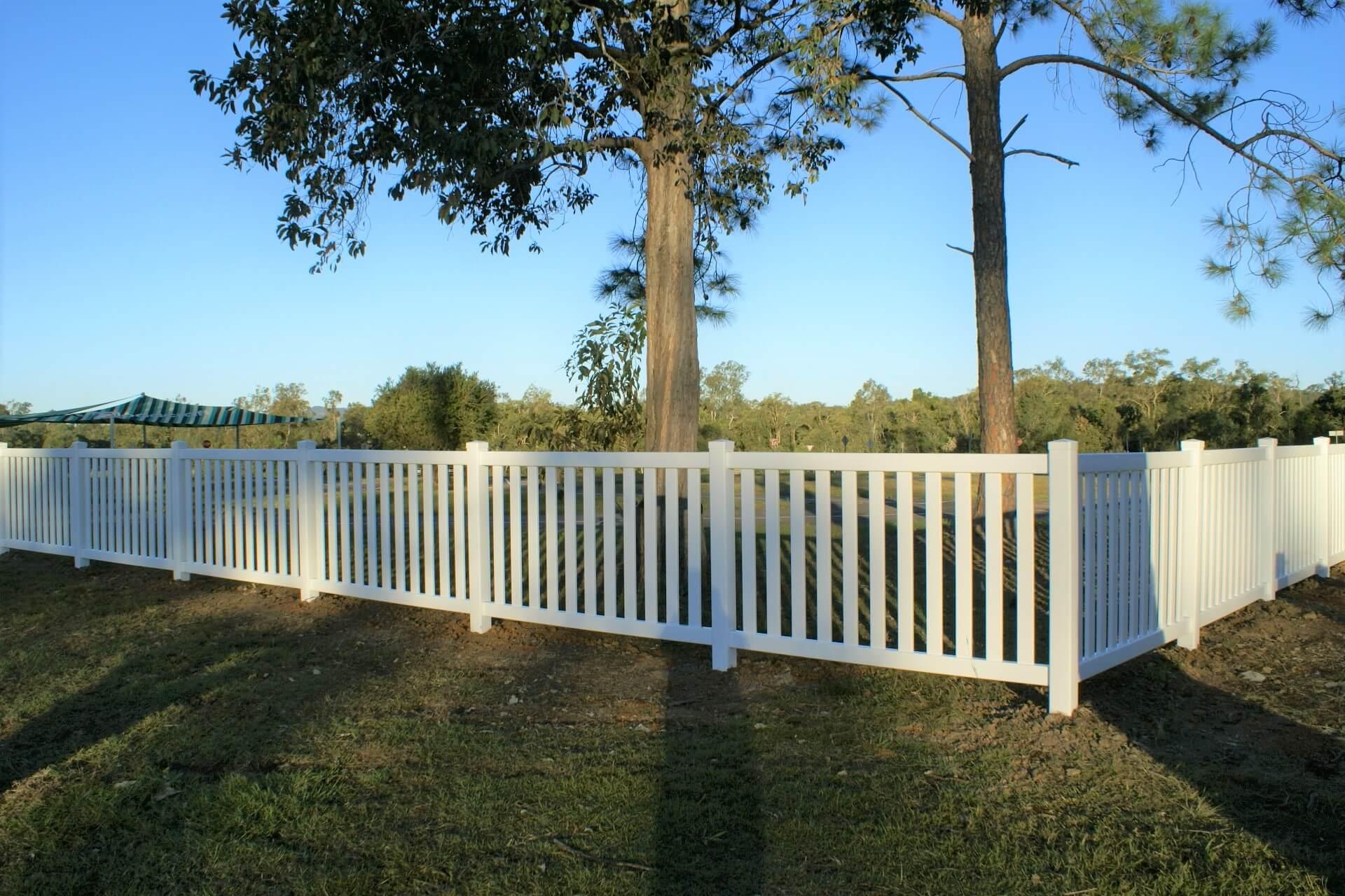 Windsor Picket - Park Fencing