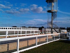 Deluxe Barrier Mesh Fence & Custom Fencing