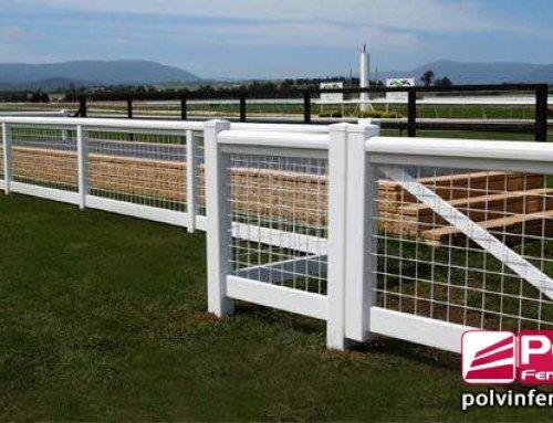 Just how strong is a Polvin Fence?