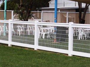 Standard Barrier Mesh Fence